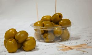 C'est le retour de la sublimissime olive Gordal ?