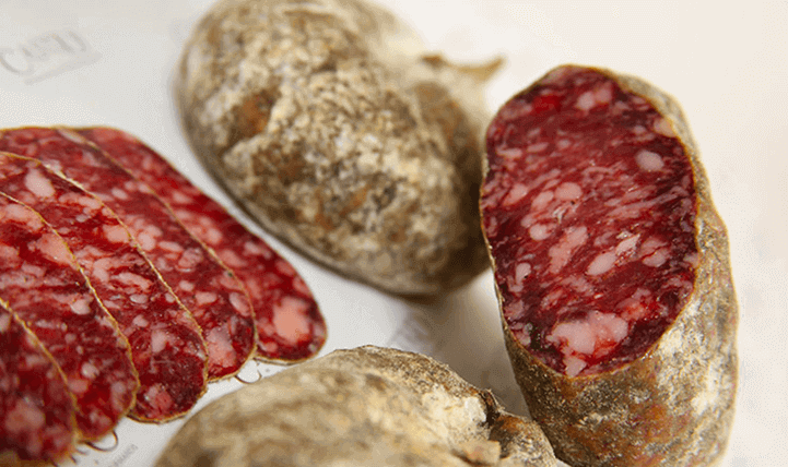 Le salami Mondiola