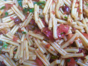 La pasta napolitaine